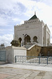 Mausoleum of Mohammed V in Rabat. Morocco Royalty Free Stock Image