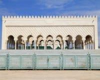 Mausoleum of Mohammed V, Rabat, Morocco. Stock Images