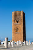 Mausoleum of Mohammed V in Rabat, Morocco. Listed in the Unesco World Heritage places. Royalty Free Stock Images