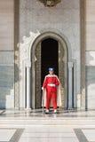 Mausoleum Mohammed V stock image