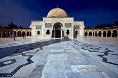 Mausoleum in monastir Stock Image