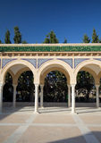Mausoleum in Monastir, Tunisia Royalty Free Stock Images