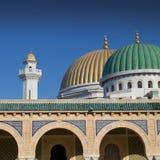 Mausoleum in Monastir, Tunisia Stock Photography