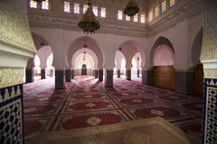 Mausoleum Moulay Ali Chrif in Morroco Royalty Free Stock Image
