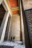 Mausoleum of Mustafa Kemal Atatürk Royalty Free Stock Photo