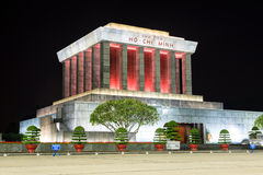 Mausoleum Of Ho Chi Minh Stock Photography