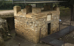 Mausoleum Of Julios Family Stock Photo