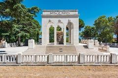 Mausoleum ossuary Royalty Free Stock Image