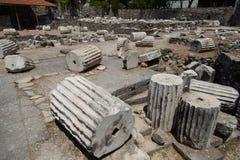 Mausoleum på Halicarnassus Royaltyfri Bild