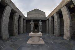 Mausoleum of Petar Petrovic Njegos, Lovcen National Park Royalty Free Stock Photo