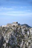 Mausoleum. Of Petar Petrovic Njegosh, on Lovcen mountain, Montenegro Stock Photography