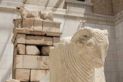 Mausoleum of Pozo Moro, Iberian art Royalty Free Stock Photos