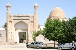 Mausoleum Rukhabad Lizenzfreie Stockbilder