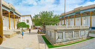 The Mausoleum of Sheikh Naqshband Royalty Free Stock Photos