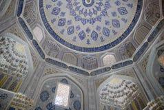 Mausoleum of Shirin Aqa Beck (Beck Aka Shirin, Shirin-Bek-aka) stock photography