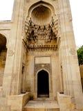 Mausoleum of Shirvanshah Stock Photos