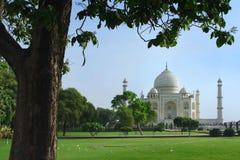 The mausoleum of the Taj Mahal Stock Images
