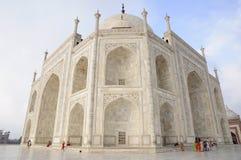 Mausoleum Taj Mahal, Indien, Agra Stockbild