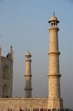 Mausoleum Taj Mahal  is a  located in Agra, India Stock Photography