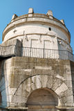 Mausoleum of Theodoric in Ravenna Stock Images