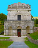 Mausoleum of Theodoric in Ravenna, Italy Royalty Free Stock Image