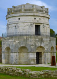Mausoleum of Theodoric in Ravenna, Italy Stock Photos