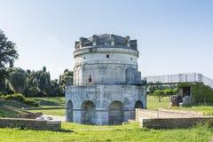 Mausoleum of Theodoric Stock Photos