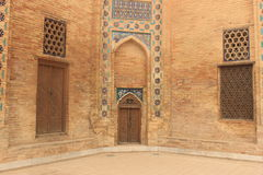 Mausoleum of Timur Lenk Royalty Free Stock Photo