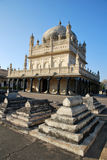 The Mausoleum of Tipu sultan Royalty Free Stock Photos