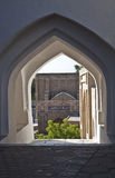 Mausoleum in uzbekistan Royalty Free Stock Photography