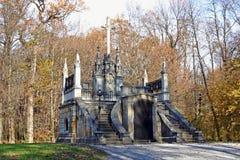 Mausoleum van de Jelacic-familie Royalty-vrije Stock Foto