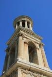 Mausoleum van Julii, Heilige Remy de Provence stock foto's