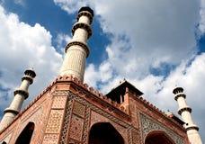 Mausoleum van Keizer Akbar Stock Afbeelding