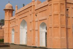Mausoleum von Bibipari in Dhaka, Bangladesch Lizenzfreies Stockfoto