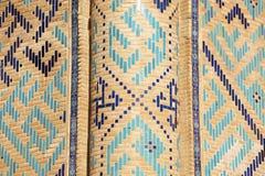 Mausoleum von Khoja Ahmed Yasavi in Turkistan, Kasachstan lizenzfreies stockfoto