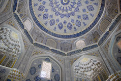 Mausoleum von Shirin Aqa Beck (Beck Aka Shirin, Shirin-Bek-alias) stockfotografie