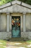 mausoleumminnesmärke Royaltyfri Bild