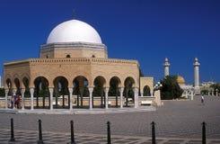 mausoleummonastir royaltyfri foto
