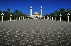 mausoleummonastir Arkivbilder