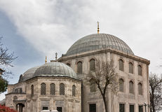 The mausoleumof Murat III, Istanbul Royalty Free Stock Image