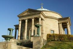 mausoleumrothenberg stuttgart fotografering för bildbyråer