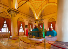 Mausoleums of Osman, the founder of the Ottoman Empire Royalty Free Stock Image