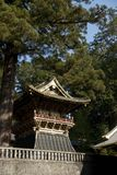 Mausoleums of the Tokugawa Shoguns Stock Photos