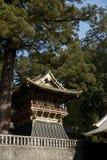 Mausoleums of the Tokugawa Shoguns Stock Photos
