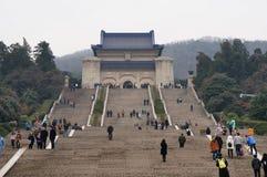 mausoleumsen sun yat Royaltyfri Foto