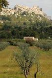 Maussane-les-Alpilles in Provenza Immagini Stock