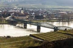 Mautern ein der Donau, Österreich lizenzfreie stockfotografie
