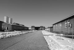 Mauthausen. Death camp, detail of Mauthausen stock images