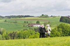 Mauthausen läger Royaltyfria Bilder