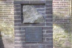 Mauthausen pomnik Obrazy Stock